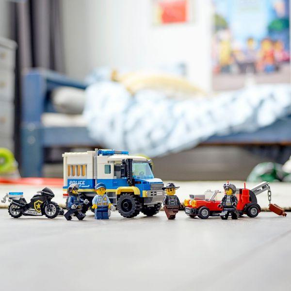 Lego City Transportator de prizonieri 60276