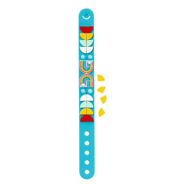 Lego Dots bratara curcubeu 41900
