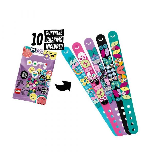 Lego Dots Piese Dots extra seria 1 41908