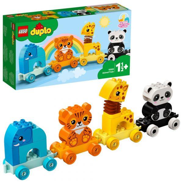 Lego Duplo Trenul animalelor 10955
