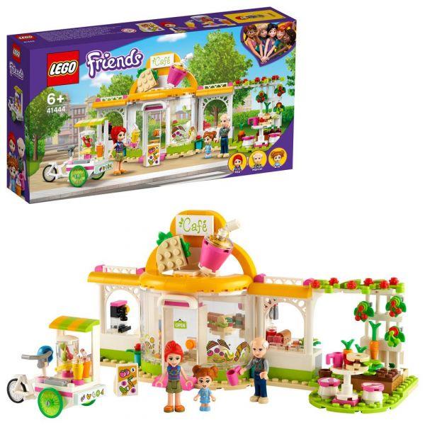 Lego Friends Cafeneaua organica din Heartlake 41444