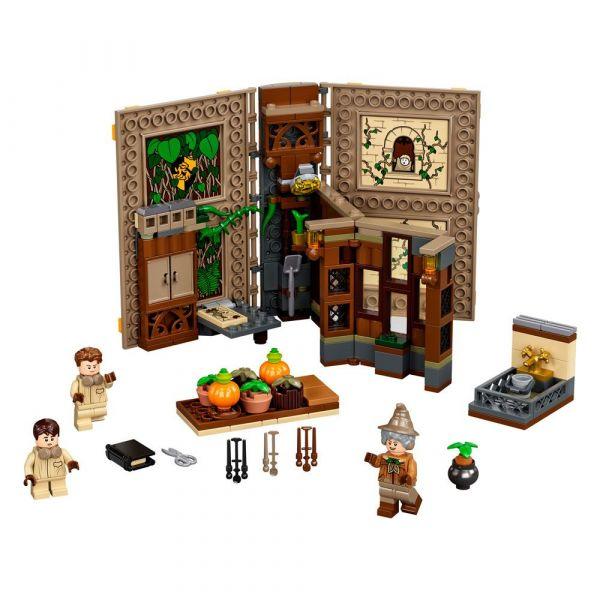 Lego Harry Potter Ora de Ierbologie 76384
