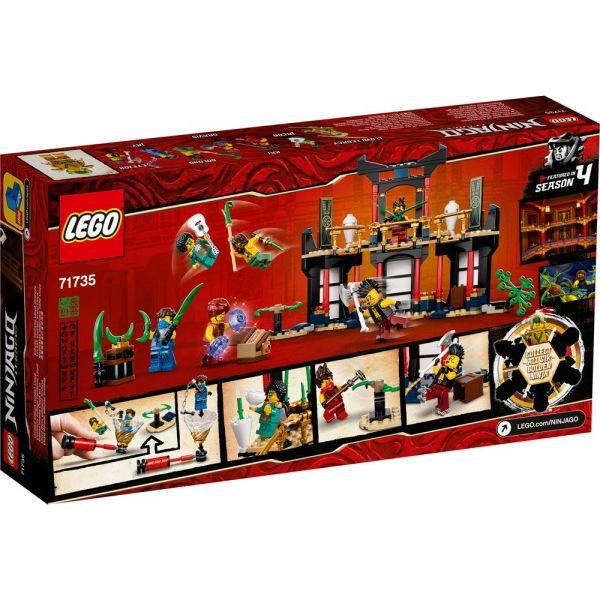 Lego Ninjago Turneul Elementelor 71735
