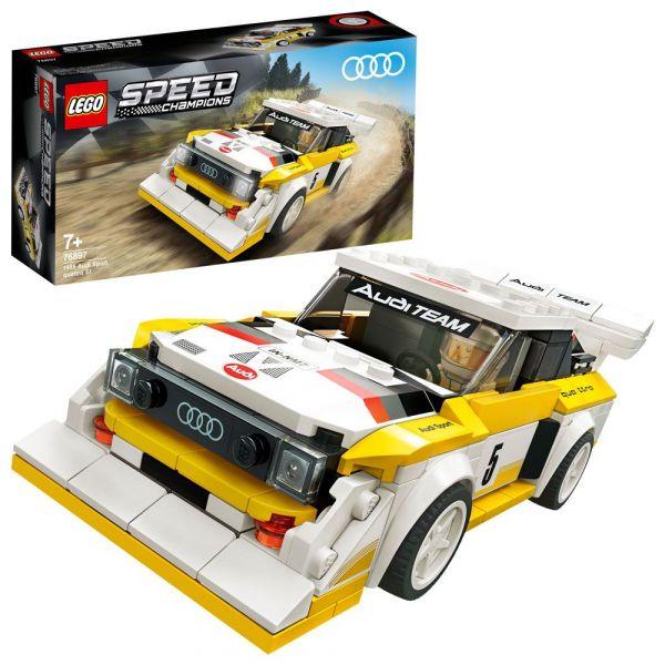 Lego Speed Audi Sport quattro S1 76897