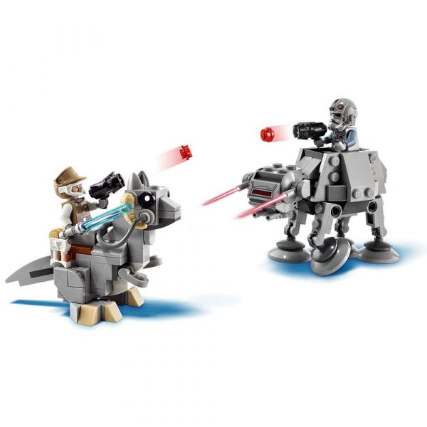Lego Star Wars AT-AT vs Tauntau Microfighters 75298