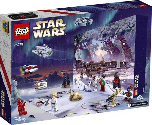 Lego Star Wars Calendar de Craciun 75279