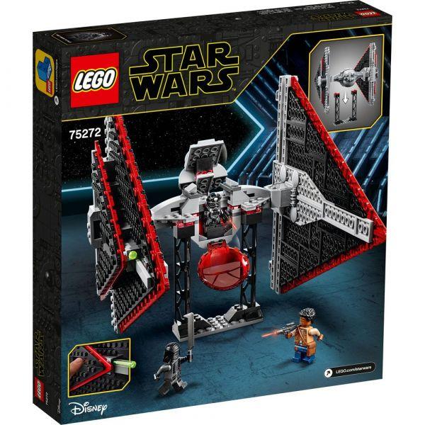 Lego Star Wars Tie Fighter Sith 75272
