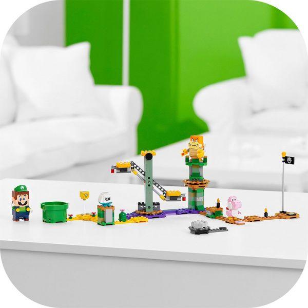 Lego Super Mario Aventurile lui Luigi set de baza 71387