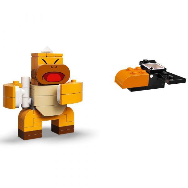 Lego Super Mario Turnul lui Sumo Bro 71388