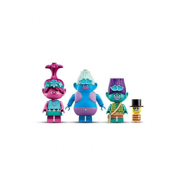 Lego Trolls Aventura lui Poppy 41252