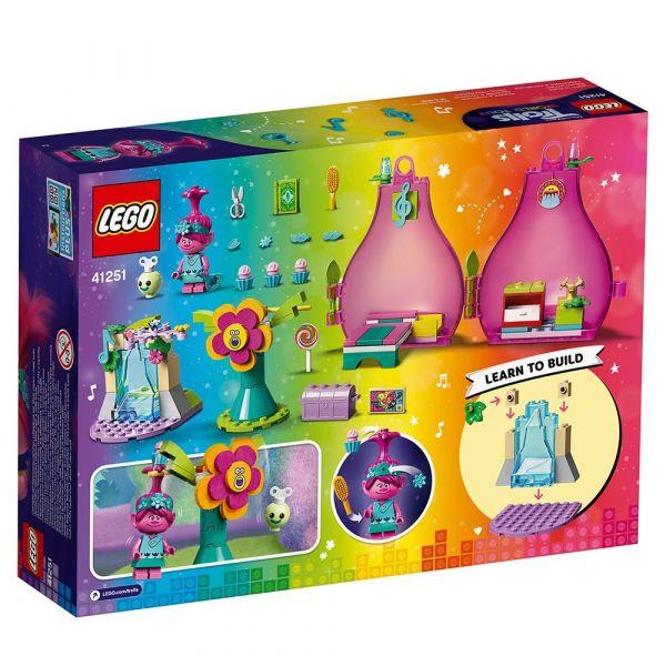 Lego Trolls Capsula lui Poppy 41251