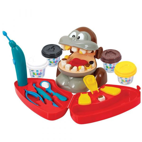 Maimutica la dentist PlayGo
