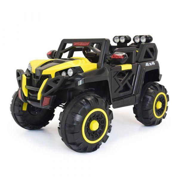Masinuta cu acumulator 12 V Ocie Jeep yellow 3990001