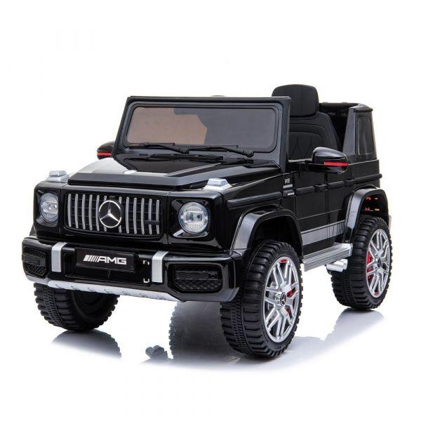 Masinuta cu acumulator 6 V Ocie Mercedes G63 AMG black 8350072AR