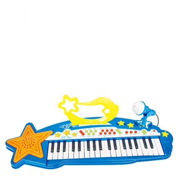 Orga cu 37 de clape si microfon Keyboard Star