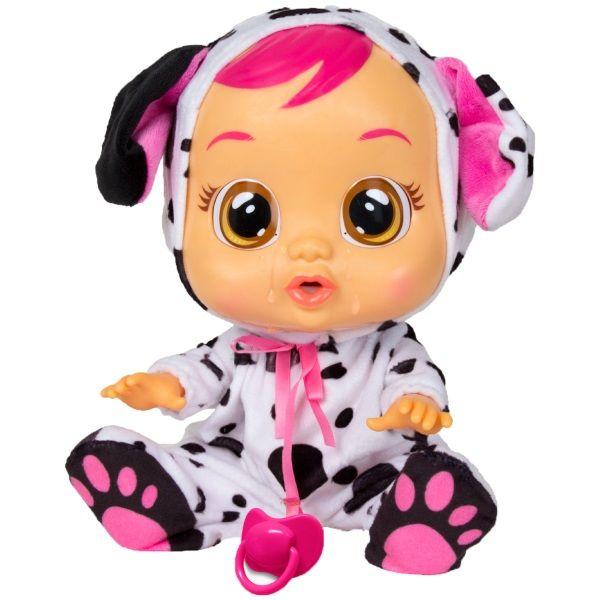 Papusa care plange IMC Cry Babies Dotty