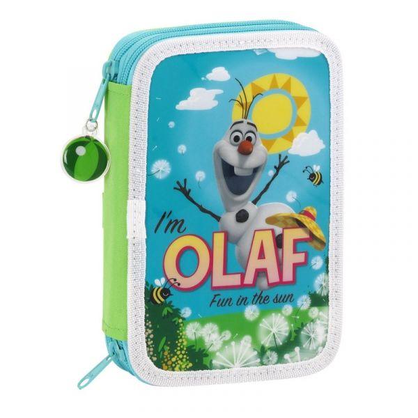 Penar dublu echipat Frozen Olaf 34 piese