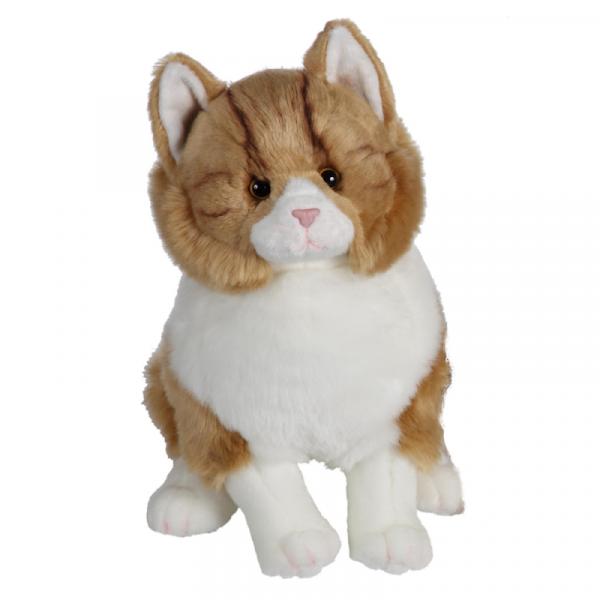 Pisica de plus 33 cm