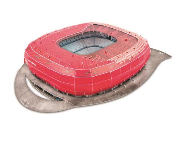 Puzzle 3D stadion Nanostad Allianz Arena Bayern Munchen