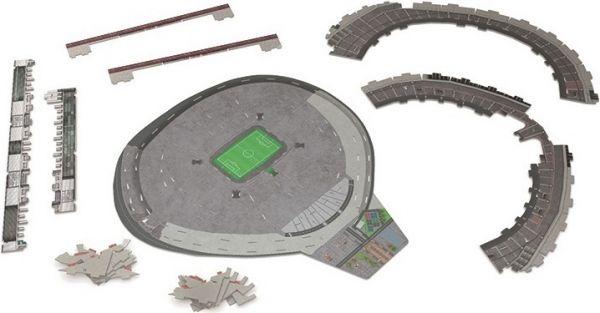 Puzzle 3D stadion Nanostad Wembley