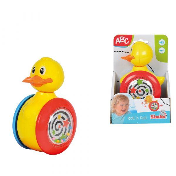 Ratusca Simba ABC Shaking Duck