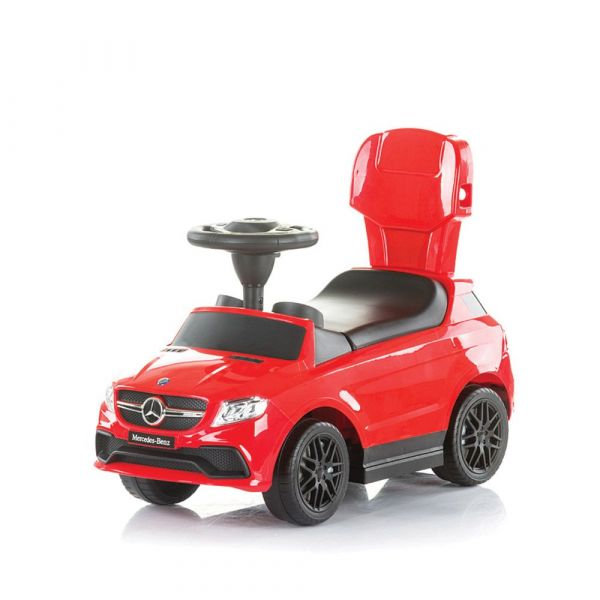 Ride-on  Chipolino Mercedes Benz AMG GLE 63 red