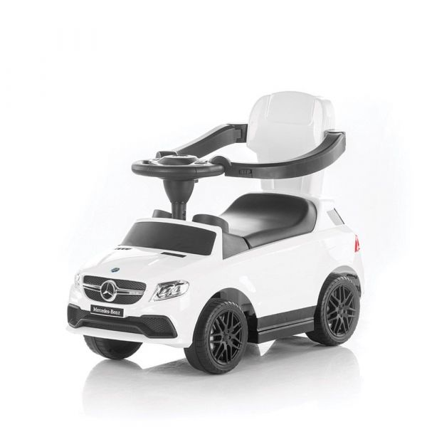 Ride-on  Chipolino Mercedes Benz AMG GLE 63 white