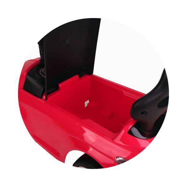 Ride On Chipolino Speed red