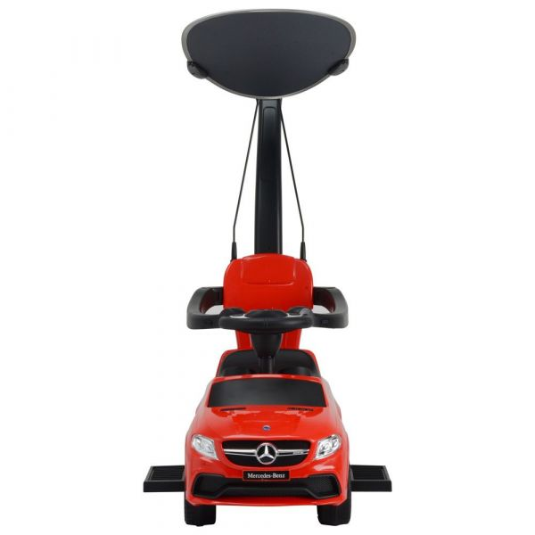 Ride On cu parasolar Chipolino Mercedes Benz AMG GLE 63 red