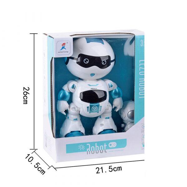 Robot cu telecomanda si senzor Lezo
