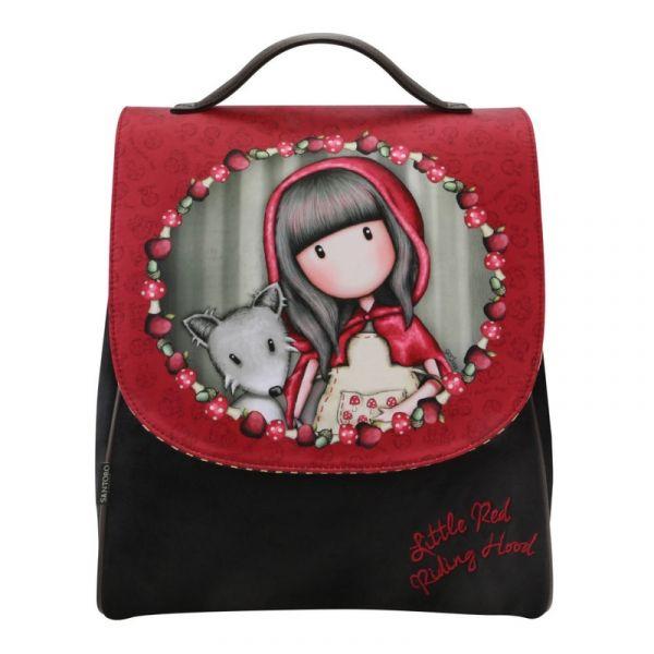 Rucsac fashion Gorjuss Little Red Riding Hood