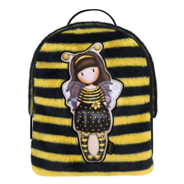 Rucsac Gorjuss Furry Bee Loved