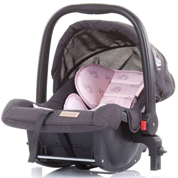 Scaun auto Chipolino Adora 2021 Peony Pink 0-13 kg
