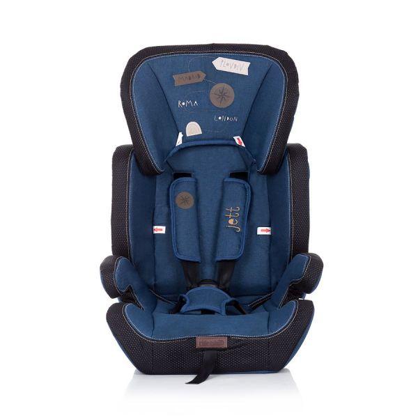 Scaun auto Chipolino Jett 2020 blue denim 9-36 kg