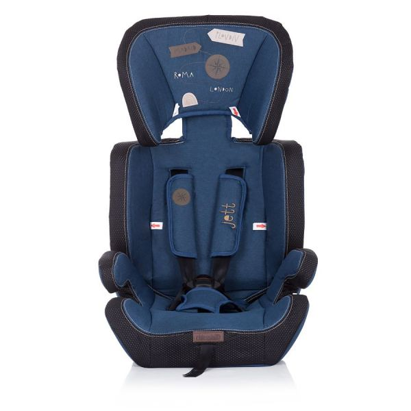 Scaun auto Chipolino Jett 2020 blue denim 9-36 kg