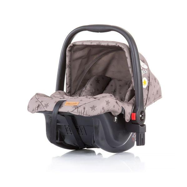 Scaun auto Chipolino Milo 2020 mocca 0-13 kg