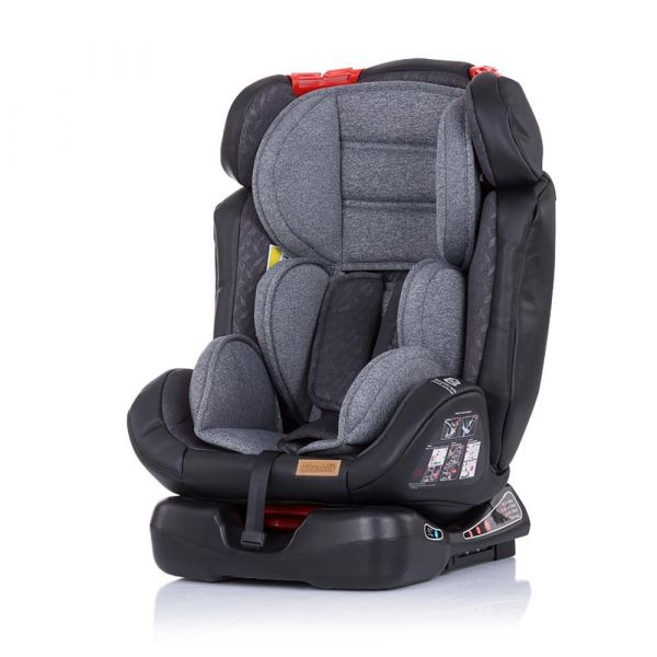 Scaun auto cu isofix Chipolino Orbit Easy 2020 granite 0-36 kg