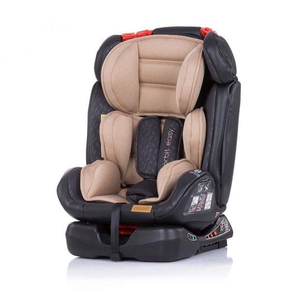 Scaun auto cu isofix Chipolino Orbit Easy 2020 mocca 0-36 kg