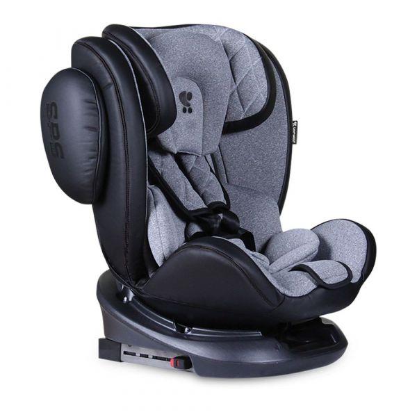 Scaun auto cu isofix Lorelli Aviator 2019 0-36 kg black, light grey