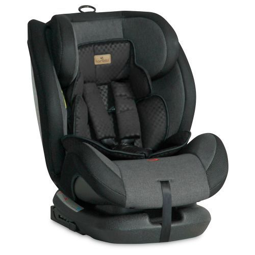 Scaun auto cu isofix Lorelli Rialto black 0-36 kg
