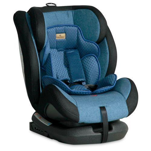 Scaun auto cu isofix Lorelli Rialto blue 0-36 kg