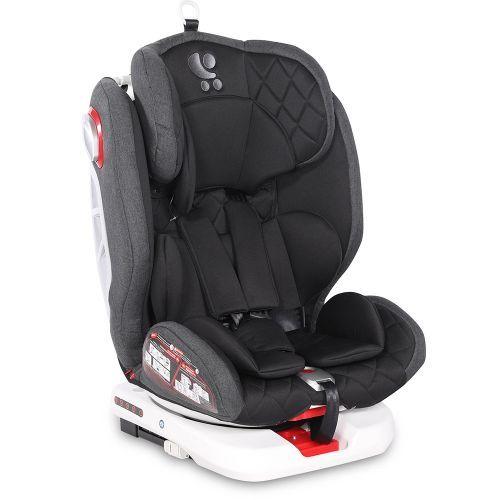 Scaun auto cu isofix Lorelli Roto black 0-36 kg