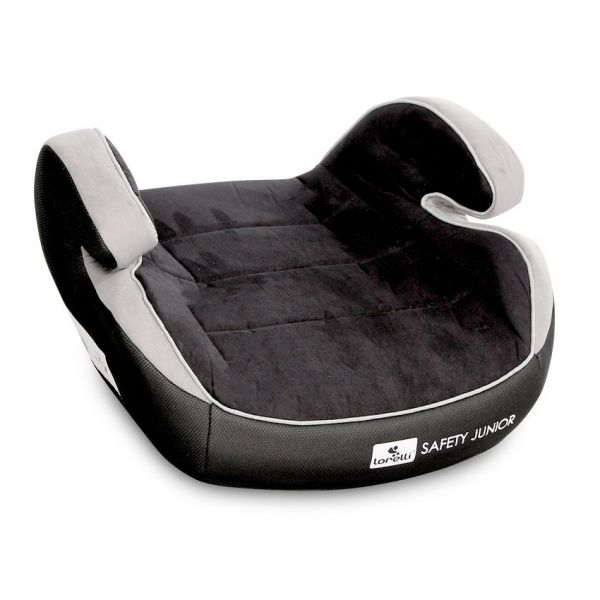 Scaun auto cu isofix Lorelli Safety Junior 2020 black 15-36 kg