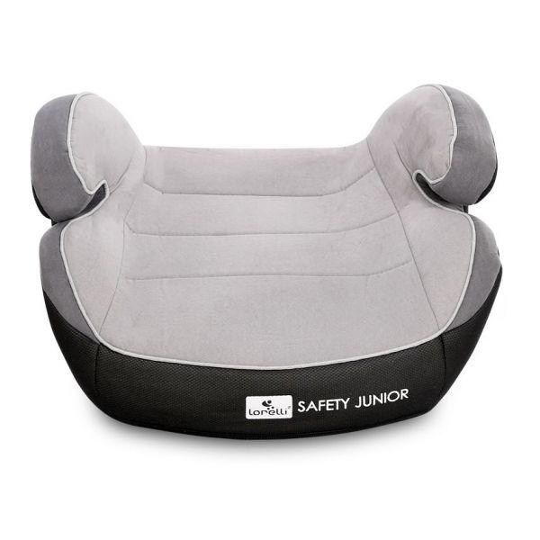 Scaun auto cu isofix Lorelli Safety Junior 2020 grey 15-36 kg