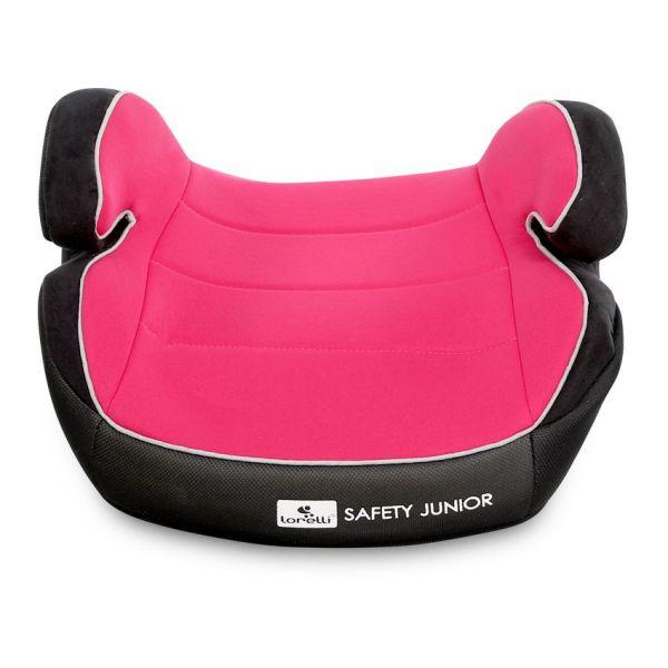 Scaun auto cu isofix Lorelli Safety Junior 2020 pink 15-36 kg