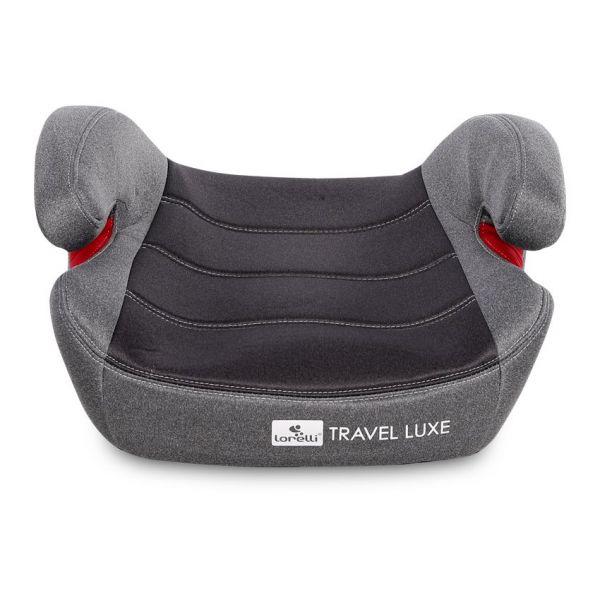 Scaun auto cu isofix Lorelli Travel Luxe 2020 black 15-36 kg