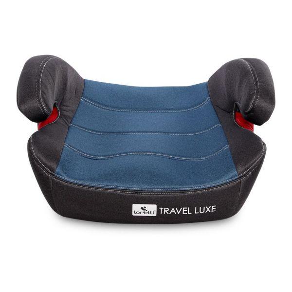 Scaun auto cu isofix Lorelli Travel Luxe 2020 blue 15-36 kg