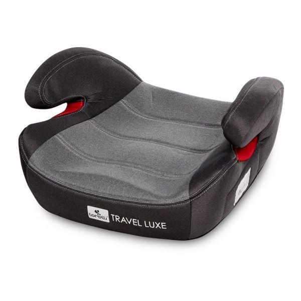 Scaun auto cu isofix Lorelli Travel Luxe 2020 grey 15-36 kg