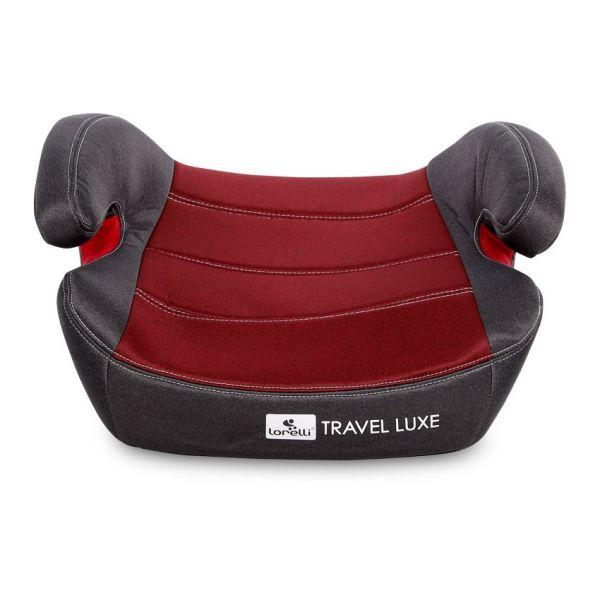 Scaun auto cu isofix Lorelli Travel Luxe 2020 red 15-36 kg
