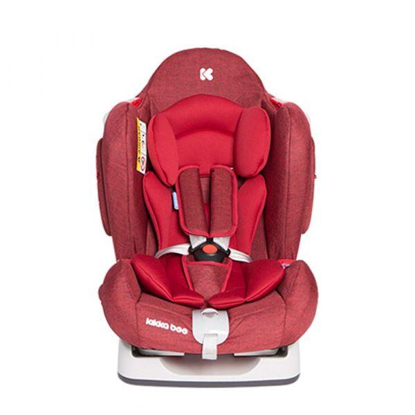 Scaun auto Kikka Boo O Right 0-25 kg red